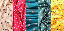 Different Beautiful Scarves, C...