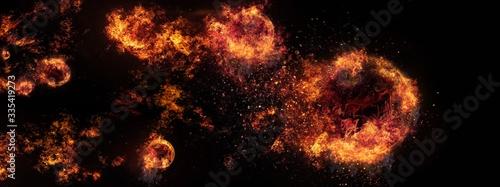 Fotografia 火の玉