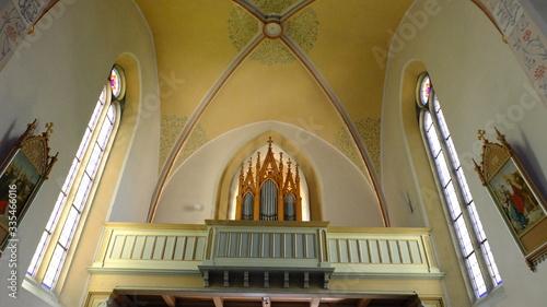 Fotografie, Obraz Kościół