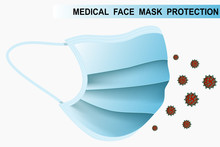 Protection Medical Face Mask A...