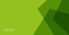 Green Background Vector Illustration Design . Abstract Green Wallpaper Template