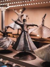 Figurine Of A Dancer In Istanbul