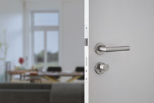 Digital Door Handle Or Electro...