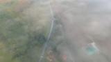 Fototapeta Tęcza - Mój lot balonem nad Paczkowem