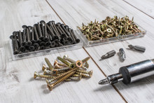 Screws And Self-tapping Screws...