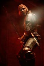 Fantasy Medieval Warrior