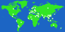 Global Coronavirus Infection, Map The Spread Of The Diseas