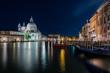 Venezia, Canal Grande e Basilica di Santa Maria della Salute