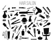 Hair Salon - Hair Cut, Manicur...