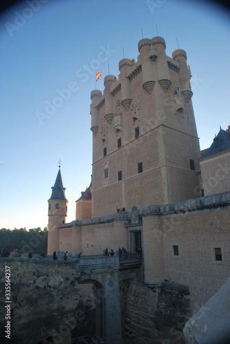 Cuadros en Lienzo alcaar de segovia, castillo, segovia, torre, arquitectura, edificio, europa, med