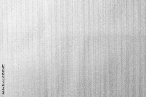 Plastic texture, white nylon protective packaging background