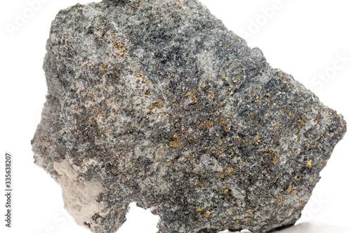 A galena mineral sample Canvas Print