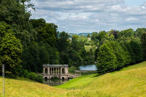 Prior Park Landscape Garden Bath England UK Fototapet