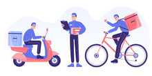 Delivery And Courier Service C...