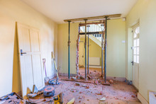 Domestic House Room Renovation...