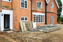 Home Improvement, Building Work At UK House