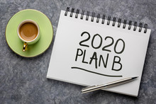 2020 Plan B - Change Of Busine...