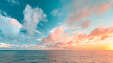 Pastel Colorful Sunset