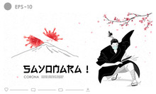 Samurai Kill The Corona Virus ...