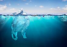 Plastic Pollution In Ocean - P...