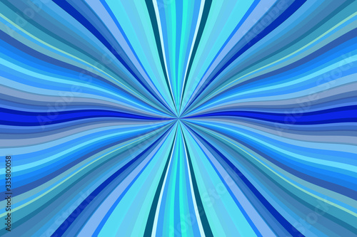aquamarine blue background turquoise light. blue-green. Canvas Print
