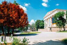 Hungarian National Museum In B...
