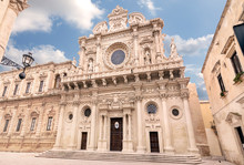 Santa Croce - Lecce - Barocco Leccese