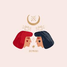 Zodiac Girl Gemini Characters....