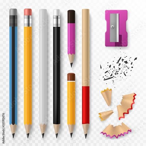 Fényképezés Pencil mockup