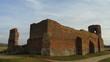 ruiny zamku w Kole.