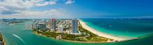 Beautiful Miami Beach Scene So...