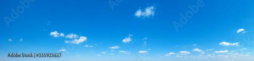 Blue sky background Fototapet