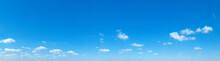 Blue Sky Background. Natural B...