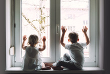 Little Children Are At Home In...