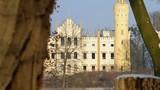 Fototapeta Londyn - Pałac w Dobrej koło Krapkowic Polska