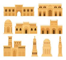 Arabic Architecture And Buildi...