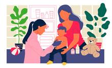 Positive Pediatrician Vaccinat...