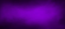 Purple Background With Black Border And Bright Center, Blurred Soft Texture In Elegant Fancy Website Or Paper Design