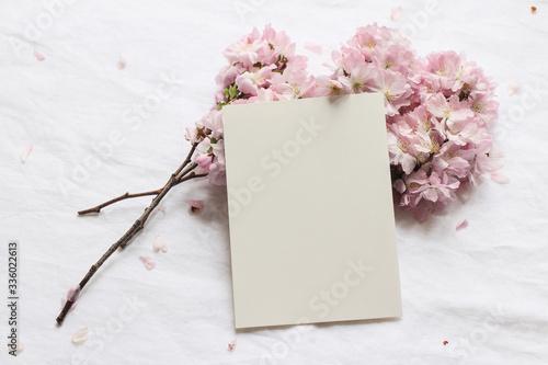 Papel de parede Wedding spring styled stock photo