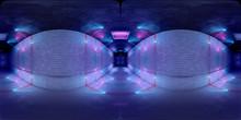 Futuristic HDRI Underground In...