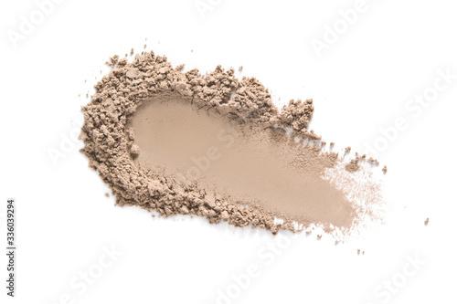 Foto Face makeup powder texture