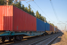 Cargo Containers Transportatio...