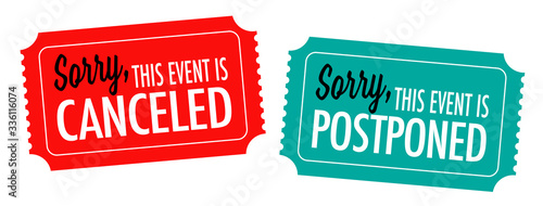 Fotomural Sorry, this event is canceled or postponed on ticket
