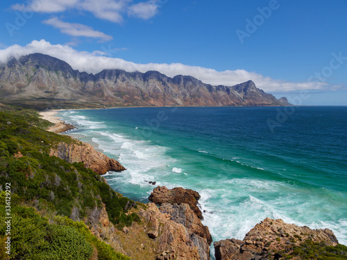 Photo The glorious Clarence Drive between Gordon's Bay and Rooi Els