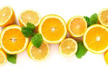 Halved Lemons And Oranges Lie ...