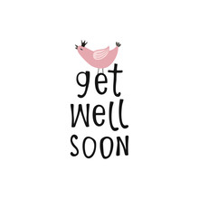 Get Well Soon Greeting Card Wi...