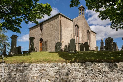 Fotografija Old Scottish Kirk