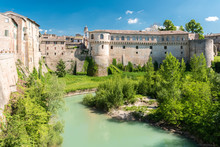"The ""Ducal Palace"" Of Urbania ..."