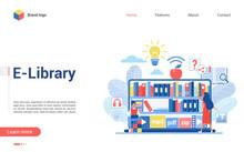 People In Virtual E-library La...