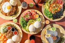 Healthy Hawaiian Vacation Food